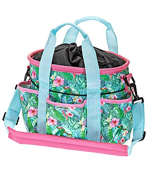 SHOWMASTER Sac de pansage SHOWMASTER Tropical Flowers - 432029