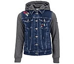 STEEDS Veste sweat en jean enfant  Katniss - 680575-116-DD - 2