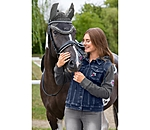 STEEDS Veste sweat en jean enfant  Katniss - 680575-116-DD - 5