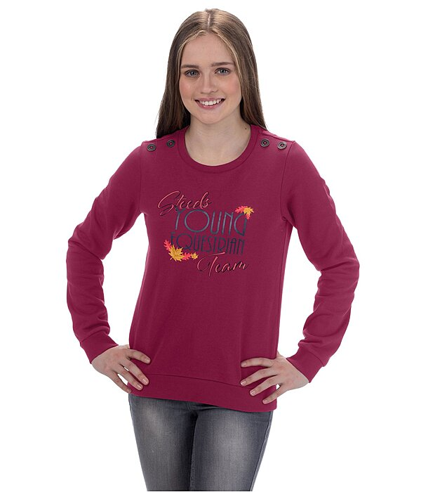 STEEDS Pull sweat pour enfants  Indra - 680612-116-GA